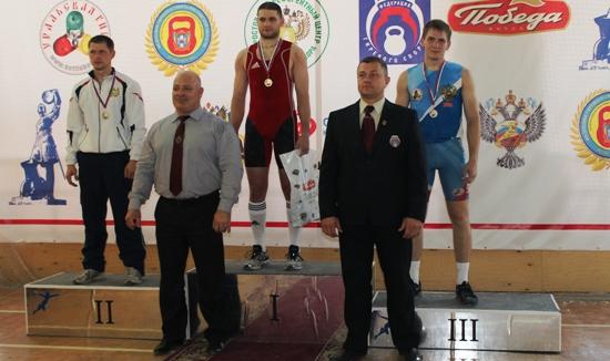 Кубок России по гиревому спорту 2015, г. Азов