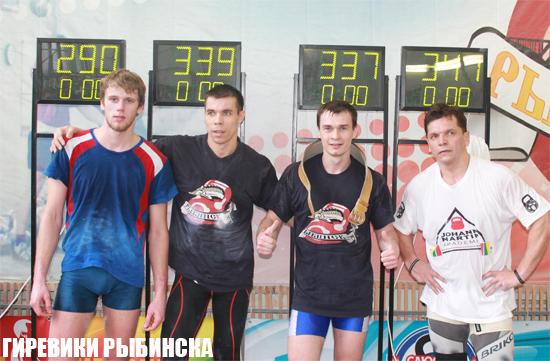 Часовой толчок гирь 32 кг. г. Рыбинск